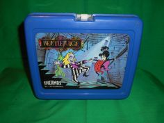 Metal Lunch Box Beetlejuice And Lunch Boxes On Pinterest