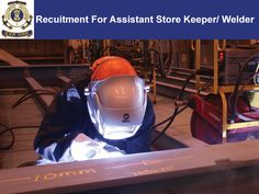 Indian coast guard recruitment for recuitment for assistant store keeper/ welder in calcutta. Apply for Indian coast guard jobs for the post of recuitment for assistant store keeper/ welder. Coast Gaurd, Indian Coast Guard, Riding Helmets