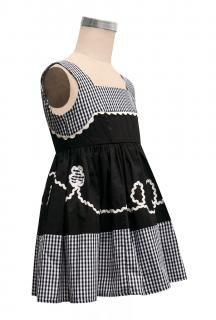 Girls Dress @ www.trashydiva.com