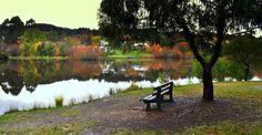 Lake Daylesford, Victoria.