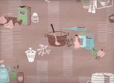 Wallpaper , I found something similar at Habitat for Humanity I am getting Friday!