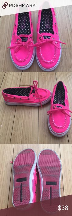 Pink Sperry Pink Sperry's Sperry Top-Sider Shoes Flats & Loafers