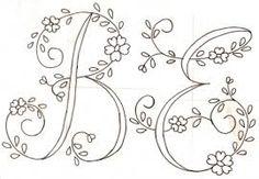 Resultado de imagen para dibujos de flores para bordar e imprimir