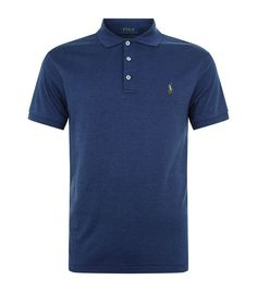 Polo Ralph Lauren Slim-Fit Polo Shirt available to buy at Harrods.Shop clothing online and earn Rewards points. Ralph Lauren Slim Fit, Polo Ralph Lauren, Sports Jersey Design, Slim Fit Polo Shirts, Lacoste, Relationship Goals, Casual Outfits, Mens Fashion, Space