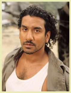 Naveen Andrews (Sayid) - Lost he's adorable. Beautiful Person, Gorgeous Men, Beautiful People, Simply Beautiful, Serie Lost, Fantasy Tv Shows, Lost Tv Show, Love My Husband, Future Husband