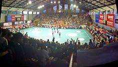 NBL at Hall A Senayan