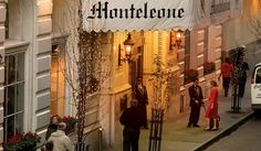New Orleans Luxury Hotel in the French Quarter | Hotel Monteleone...love this hotel, especially during the holidays!