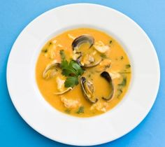 the guests loved our fish soup. Seafood Bisque, Seafood Soup, Soup Recipes, Cooking Recipes, Fish Soup, Portuguese Recipes, Portuguese Food, Soup And Salad, Meals