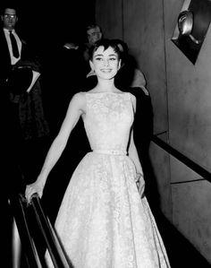 Photos: THE HEPBURN HALLMARK: BIG SHADES   Photos: Audrey Hepburn's Influence on Today's Stars, from Miranda Kerr to Gwyneth Paltrow   Vanity Fair