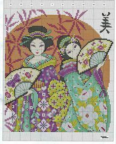 Geisha bamboo1