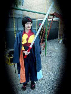 Lady Eboshi from Princess Mononoki
