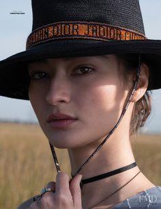 Into The Wild in Design Scene with Bruna Ten�rio wearing Christian Dior - (ID:50340) - Fashion Editorial | Magazines | The FMD #lovefmd