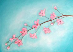 Canvas Painting Projects, Easy Canvas Painting, Simple Acrylic Paintings, Spring Painting, Diy Canvas, Easy Paintings, Acrylic Painting Canvas, Abstract Canvas, Canvas Paintings