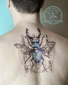 Tattoo Johnny Insects Tattoos - There Is A Variety Of Insect Tattoos To Select A. - Tattoo Johnny Insects Tattoos – There Is A Variety Of Insect Tattoos To Select And Some Of The Mo - Ancient Tattoo, Alchemy Tattoo, Tattoos, Insect Tattoo, Couple Tattoos, Geometric Sleeve Tattoo, Tattoo Style, Sleeve Tattoos, Minimalist Tattoo