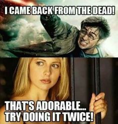 """This harsh but fair observation. 