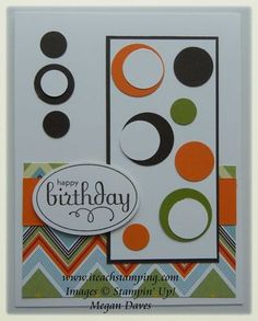Today's video tutorial shares with you a fun and easy masculine birthday card. I hear over and over how challenging it can be to make a masculine card, especially when all the supplies you have are more feminine. I am using Stampin' Up!'s Greenhouse Gala Designer Series Paper, which the name itself, sounds feminine, to …