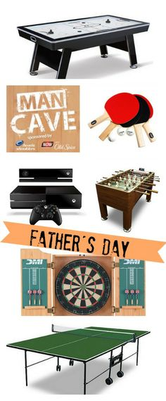 Very fun and I know my man would love this =) Build your favorite Dad a Man Cave! #FathersDay