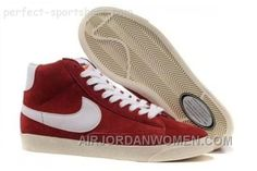 sale retailer 498a0 25cde Nike Blazer Womens Shoes For Sale POopular Brown White Cheap