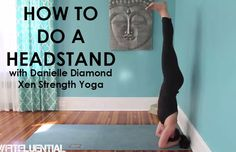 How to do a headstand (video)