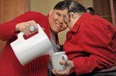 Wow. Conjoined twins turn 50. A miracle  Twins: want to connect the range of experience that exists in the world. Theirs is an inspiring story about two beautiful people.