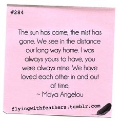 Touched by an Angel by Maya Angelou HELP!!!!?