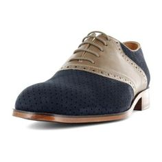 Florsheim by Duckie Brown - Perfed Saddle (19138-492 9 D)