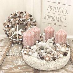 Cute Christmas Ideas, Christmas 2017, Christmas Inspiration, Winter Christmas, Xmas Wreaths, Christmas Tree Decorations, Diy And Crafts, Christmas Crafts, Seasonal Decor