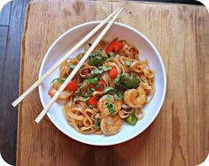 Hot Pepper Noodles by kae71463, via Flickr