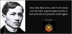 Jose Rizal, Freemasonry, Einstein, Quotes, Quotations, Quote, Shut Up Quotes