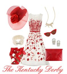 """The Kentucky Derby, the """"Run for the Roses"""""""