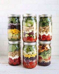 Bunter Salat-Mix