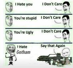 GOTHAM IS LIFE!