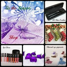 Get all your makeup goodies here with me!!! 3d fiber mascara, lucrative lip glosses that are non sticky, lip liners smudge proof, water resistant and fabulous pigments that are very versatile and long lasting!!! Shop @ www.evasfabulouslashes.com