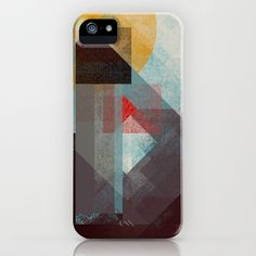 Over mountains iPhone Case by Efi Tolia - $35.00
