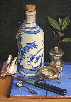 Luke Martineau  Salt, Pepper, Garlic, Vinegar & Bay  2006