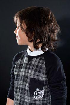 IKKS Boys Sweatshirt from Mini Ruby
