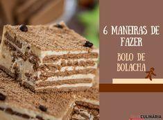 Portuguese Desserts, Portuguese Recipes, Cheesecakes, Chocolate Recipes, Tiramisu, Mousse, Biscuits, Dessert Recipes, Food And Drink