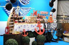 Encontrando Ideias: Festa Piratas!!!