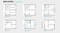 Galeria - Primeiro lugar no concurso para Moradia Estudantil da Unifesp Osasco / Hereñú + Ferroni Arquitetos - 14