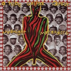 ICONIC RAP ALBUM COVERS   TRIBE CALLED QUEST