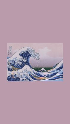 another one great wave art hoe aesthetic iPhone wallpaper violet lavender p. another one great wave art hoe aesthetic iPhone wallpaper violet lavender p… – Iphone Wallpaper Violet, Waves Wallpaper, Tumblr Wallpaper, Aesthetic Iphone Wallpaper, Cool Wallpaper, Aesthetic Wallpapers, Wallpaper Backgrounds, Painting Wallpaper, Wallpaper Iphone Vintage