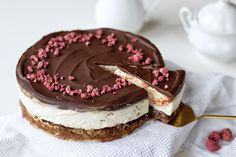 Fitness Cake, Healthy Detox, Low Carb Diet, Cheesecake, Food And Drink, Sweets, Baking, Desserts, Recipes