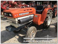 UsedJapaneseTractors.jp : KUBOTA B1600 2WD Kubota, Lawn Mower, Outdoor Power Equipment, Japanese, Lawn Edger, Japanese Language