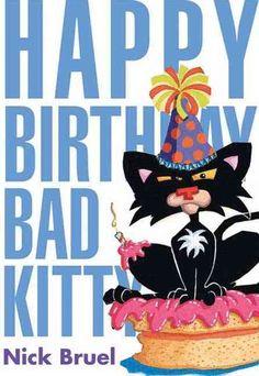 itus bad kittyus birthday and youure invited bad kittyus second illustrated novel