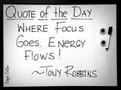 Tony Robbins Quotes, Personal Power and Motivation! #TonyRobbins #Motivation…