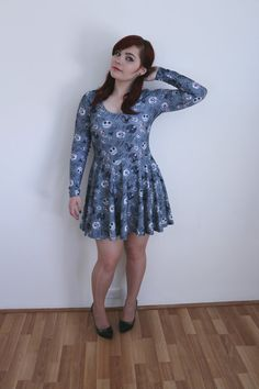 TNBC Skater Dress by akuma2636 on Etsy