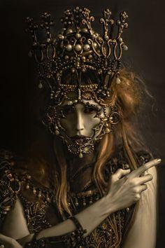 Super Ideas For Photography Dark Fairytale Crowns Steampunk, Fantasy Photography, Fashion Photography, Edgy Photography, Landscape Photography, Portrait Photography, Dark Fairytale, Dark Side, Eiko Ishioka