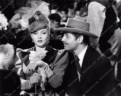 Clark Gable and Lana Turner in Honly Tonk film scene 1444-11