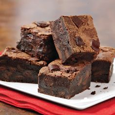 I love the Blissful Brownies on Williams-Sonoma.com