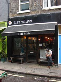Flat White, Soho  17 Berwick St, W1F